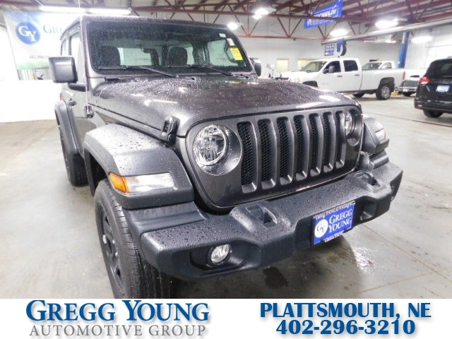 Pre-Owned 2020 Jeep Wrangler Sport