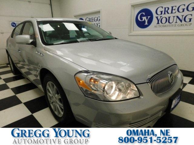Pre-Owned 2009 Buick Lucerne CXL