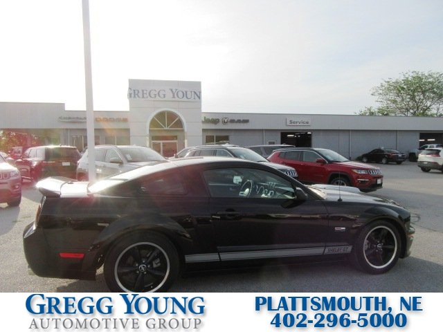 Pre-Owned 2007 Ford Mustang Shelby GT
