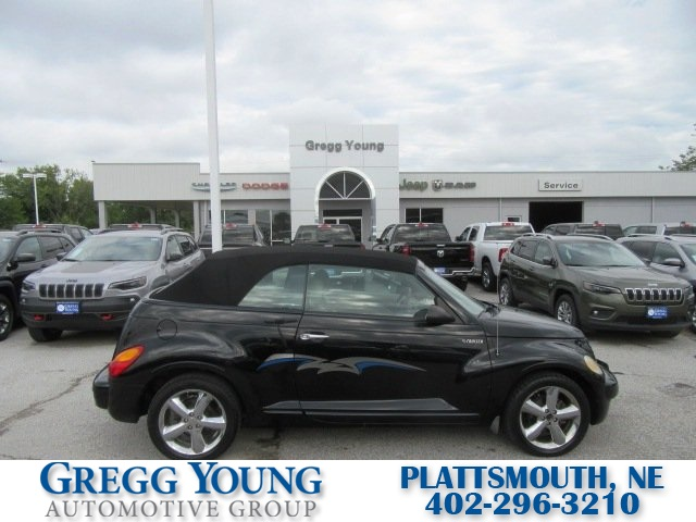 Pre Owned 2005 Chrysler Pt Cruiser Gt Fwd 2d Convertible