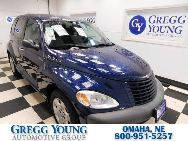 Pre-Owned 2003 Chrysler PT Cruiser Base