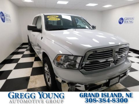Pre-Owned 2018 Ram 1500 Big Horn