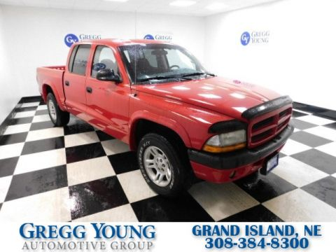 Pre-Owned 2003 Dodge Dakota Sport