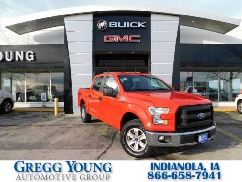 Pre-Owned 2016 Ford F-150 XL