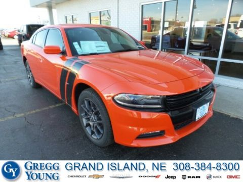 New 2018 DODGE Charger GT