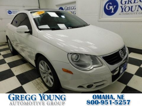 Pre-Owned 2008 Volkswagen Eos Turbo
